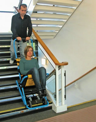 Chair For Stairs original evacuation stair chairs