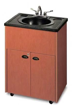 Portable Hand Wash Station W/ ABS Basin