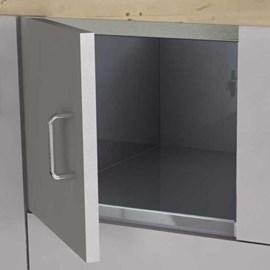 Storage Compartment for PCU
