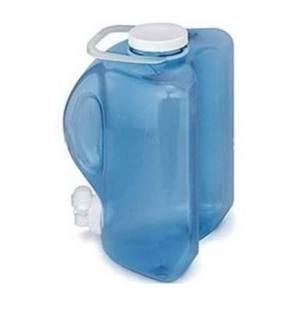 1 Gallon Steam Water Distiller, Replacement Jug