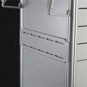 Side Mounting Panel for Aluminum Cart