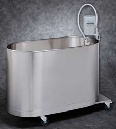 105 Gallon Mobile Hi-Boy Whirlpool