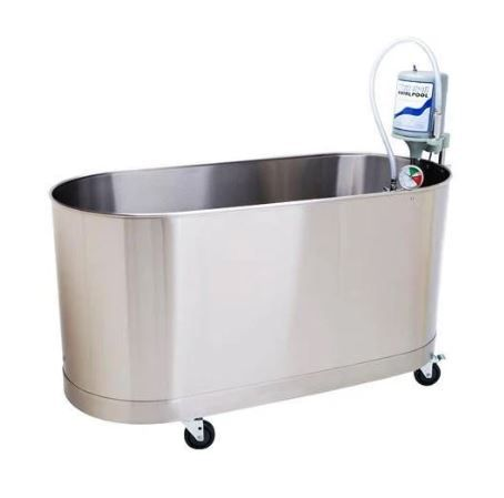 110 Gallon Mobile Sports Hydrotherapy Whirlpool Tub