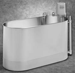 110 Gallon Stationary Sports Hydrotherapy Whirlpool Tub