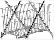 Wire Basket Accessory Option