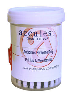 Cup Drug Test 5 Panel Adulteration Screen