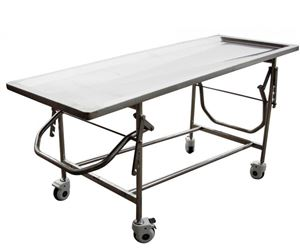 Multi-Height Embalming Table