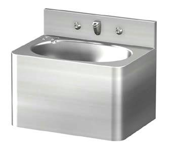 18in Lavatory Sink Oval Bowl