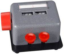 2-Key Manual Cell Counter