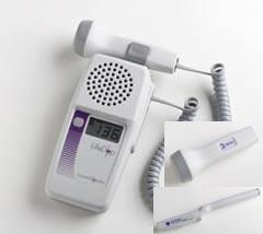 2 Ultrasound Doppler Probe Obstetrical Combination