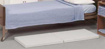 2in Thick Bedside Floor Mats 30in 72in 2in