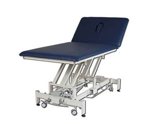 Chiropractic 2-Section Hi-Lo Bariatric Table