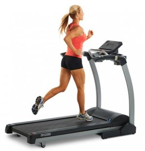 Folding Treadmill 6 Compression Shock Absorbers