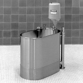 22 Gallon Stationary Podiatry Whirlpool