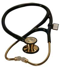 22K Gold-Plated Stethoscope for Emergency Room