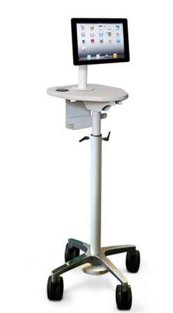 Height Adjustable iPad Cart