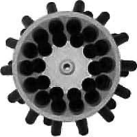 24-Place Test-Tube Centrifuge Rotor