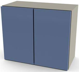 24in Modular Wall Cabinet Shelf
