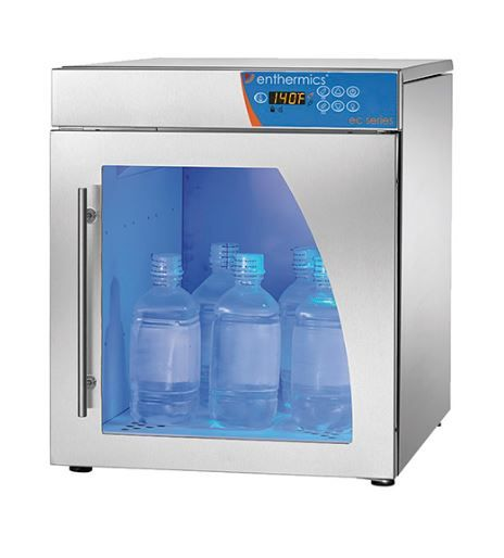 2.5 Cu Capacity Standard Fluid Warmer w/ Glass Door