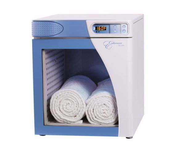 2.5 Cubic FT Capacity Blanket Warmer w/ Glass Door