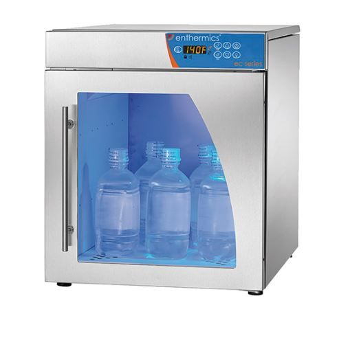2.5 Cubic FT Capacity Fluid Warmer w/ Glass Door