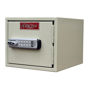 Small, Single Door Narcotics Cabinet w/ Electronic Lock