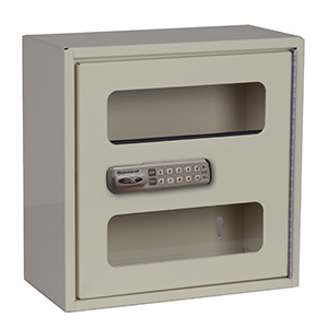 Medium, Single Door Narcotics Cabinet w/ Electronic Lock