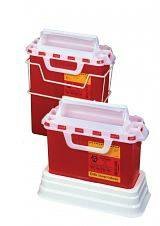 3 Gallon Sharps Container with Counterbalance Lid