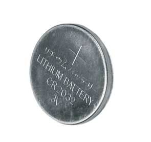 3-Volt Lithium Coin Cell Battery