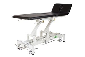 Chiropractic 3-Section Hi-Lo Table