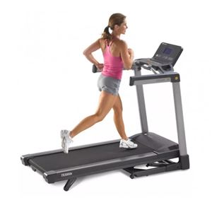 Electric Folding Treadmill TR3000e