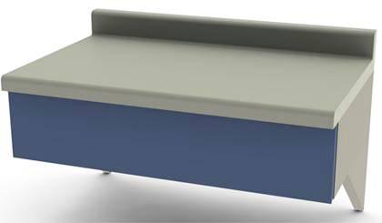 30in Modular Writing Desk w/ Drawer