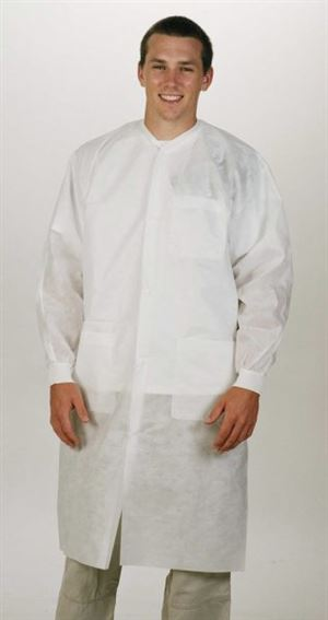 Protection lab coat