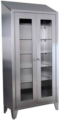 36in Stainless Steel Storage Cabinet