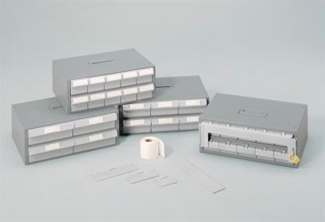 3in Wide Bins for Medication Cassettes