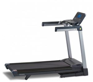 Folding Treadmill 8 Compression Shock Absorbers