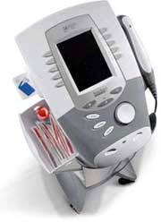 4 Channel Electrotherapy System