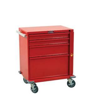 4-Drawer Cart Breakaway Lock