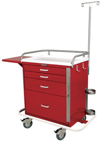 Short Emergency Specialty Cart Package