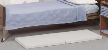 4 in. Thick Bedside Floor Mats 24in x 60in x 4in