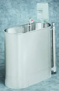 45 Gallon Stationary Extremity Whirlpool
