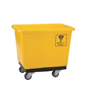 8 Bushel Poly Linen Cart