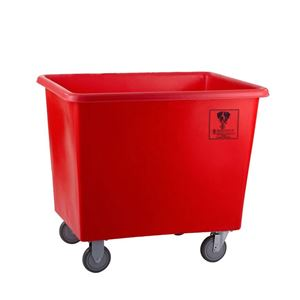 12 Bushel Economy Poly Linen Cart
