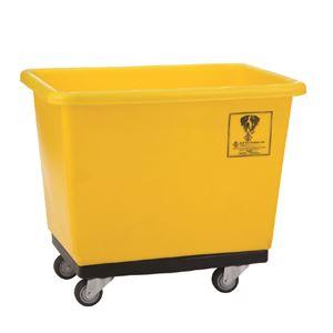 14 Bushel Poly Linen Cart
