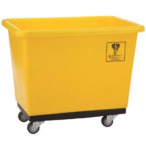 16 Bushel Poly Linen Cart