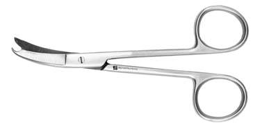 4.75in - Curved  Northbent Stitch Scissors
