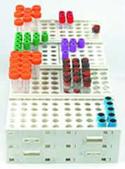 Laboratory Expandable Rack