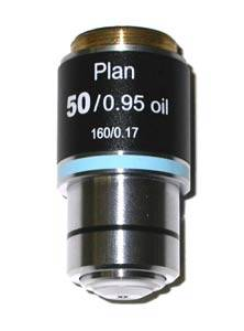 50XR Din Plan Oil Objective