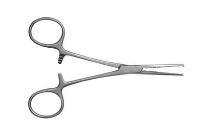 5.5in Straight Kocher Forceps
