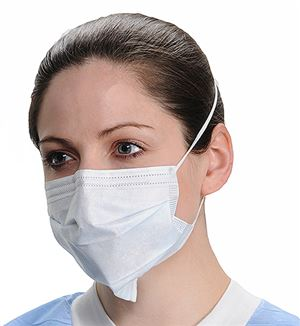 Ultra-3-in-1 sensitive masks with double head band